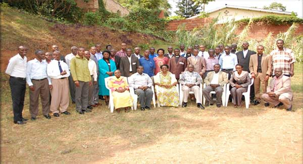 Training of Pastors and Women in counseling